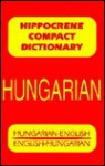 Hungarian-English/English-Hungarian Compact Dictionary - Geza Takacs