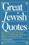 Great Jewish Quotes - Noah Benshea
