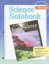 Earth Science Science Notebook: Geology, the Environment, and the Universe - Douglas Fisher