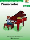 Piano Solos Book 4 - Book/CD Pack: Hal Leonard Student Piano Library - Songbook, Hal Leonard Publishing Corporation