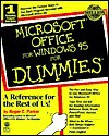 Microsoft Office For Windows 95 For Dummies - Roger C. Parker