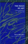 The Rules of Art: Genesis and Structure of the Literary Field (Meridian: Crossing Aesthetics) - Pierre Bourdieu et al., Susan Emanuel