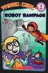 Robot Wars - Annie Auerbach