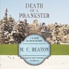 Death of a Prankster - M.C. Beaton, Shaun Grindell