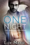 One Night (The Hawkins Brothers: Marcus Book 2) - Lily Marie