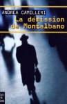 La démission de montalbano - Andrea Camilleri