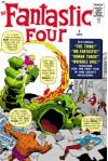 The Fantastic Four Omnibus Volume 1 (New Printing) - Stan Lee, Jack Kirby
