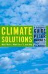 Climate Solutions: A Citizen's Guide - Peter Barnes, Bill McKibben