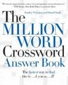 The Million Word Crossword Answer Book - Stanley Newman, Daniel Stark