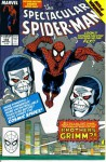 The Spectacular Spider-Man #159 : These Shattered Senses (Acts of Vengeance - Marvel Comics) - Gerry Conway, Sal Buscema