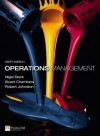 Operations Management with MyOMLab (6th Edition) - Nigel Slack, Stuart Chambers, Robert Johnston