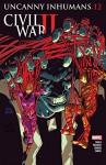 Uncanny Inhumans (2015-) #12 - Charles Soule, Carlos Pacheco, Ryan Stegman
