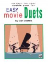 Double Your Fun: Easy Movie Duets: One Piano - Four Hands - Dan Coates