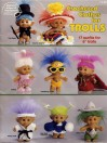 "Crocheted Clothes for Trolls; 17 Outfits for 6"" Trolls (1149) - Mary Ann Fritz, Kelly Robinson, Sandy Scoville, Kathy Wesley, Bobby Matela"