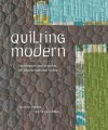 Quilting Modern: Techniques and Projects for Improvisational Quilts - Jacquie Gering, Katie Pedersen