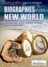 Biographies of the New World: Leif Eriksson, Henry Hudson, Charles Darwin, and More - Michael Anderson