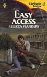 Easy Access - Rebecca Flanders
