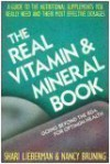 Real Vitamin and Mineral Book - Shari Lieberman