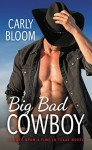 Big Bad Cowboy (Once Upon a Time in Texas) - Carly Bloom