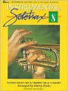 Instrumental Solotrax - Volume 8: Sacred Solos for BB Trumpet & Clarinet - Marty Parks
