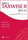 Tolley's Taxwise II 2011-12 - Chris Jarman
