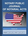 Notary Public Journal of Notarial Acts - Angelo Tropea
