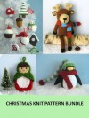 Christmas Knit Pattern Bundle (Amy Gaines Pattern Collections) - Amy Gaines