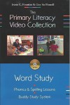 Word Study [Dvd]: Phonics & Spelling Minilessons: Buddy Study System - Irene C. Fountas, Gay Pinnell