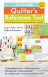 All-in-One Quilter's Reference Tool: Updated - Harriet Hargrave, Alex Anderson, Sharyn Craig, Liz Aneloski