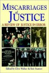 Miscarriages of Justice (a Review of Justice in Error) - Gilbert Childs