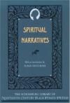 Spiritual Narratives (The Schomburg Library of Nineteenth-Century Black Women Writers) - Maria W. Stewart, Jarena Lee, Julia A. J. Foote, Virginia W. Broughton, Sue E. Houchins