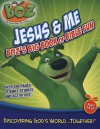 Jesus & Me: Boz's Big Book of Bible Fun [With Stickers] - Cindy Kenney