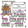Counting 1 to 10 with Professor Hoot - Eugene Ruble