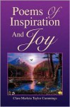 Poems of Inspiration and Joy - Clara Marleta Taylor Cummings