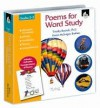 Poems for Word Study, Grades 2-3 [With Transparencies] - Timothy V. Rasinski, Karen McGuigan Brothers