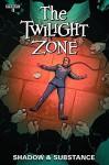 Twilight Zone Shadow and Substance #3 - Mark Rahner