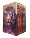 Tiger's Curse Collector's Boxed Set (Tiger Saga, #1-4) - Colleen Houck