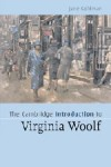 The Cambridge Introduction to Virginia Woolf - Jane Goldman