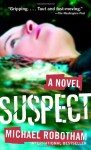 Suspect (Audio) - Michael Robotham, Simon Prebble