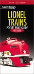 "Greenberg's Guides Lionel Trains: Pocket Price Guide 2003 "" 1901-2003 (Greenberg's Pocket Price Guide Lionel Trains) - Kent J. Johnson, Roger Carp"
