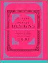 Corner & Border Designs 1900 - Pepin Van Roojen