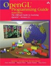 OpenGL(R) Programming Guide: The Official Guide to Learning OpenGL(R), Version 2.1 (6th Edition) - OpenGL Architecture Review Board, Dave Shreiner, Mason Woo, Jackie Neider, Tom Davis