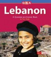 Lebanon: A Question and Answer Book - Mary Englar