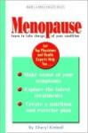 Barnes & Noble Health Basics Menopause - Barbara Loos, Cheryl Kimball
