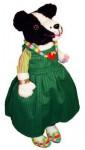 "Miss Bindergarten Doll: 11"" - Joseph Slate, Ashley Wolff"