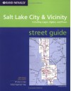 Rand McNally Salt Lake City & Vicinity Street Guide: Including Logan, Ogden, and Provo - Rand McNally