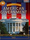 Magruder's American Government: Texas Edition - William A. McClenaghan