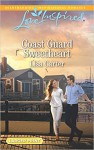 Coast Guard Sweetheart (Love Inspired Large Print) - Lisa Carter