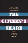 The Citizen's Share: Putting Ownership Back into Democracy - Joseph R. Blasi, Richard B. Freeman, Douglas L. Kruse