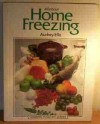 All about Home Freezing - Audrey Ellis